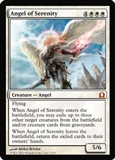 Magic the Gathering Return to Ravnica Single Angel of Serenity Foil