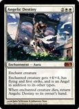 Magic the Gathering 2012 Single Angelic Destiny FOIL