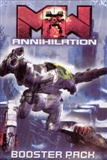 WizKids MechWarrior Annihilation Booster Pack