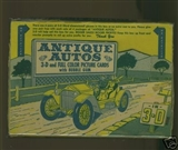 Antique Autos Wax Pack (1953 Bowman)