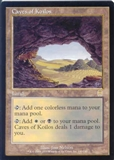 Magic the Gathering Apocalypse Single Caves of Koilos - NEAR MINT (NM)