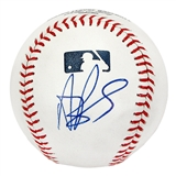 Albert Pujols Autographed Los Angeles Angels Official MLB Baseball (JSA) *Y04269
