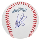Albert Pujols Autographed Los Angeles Angels Official MLB Baseball (JSA) *Y0472