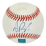 Albert Pujols Autographed St. Louis Cardinals Official Major League Baseball (Topps Reserve)