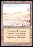 Magic the Gathering Arabian Nights Single Elephant Graveyard - NEAR MINT (NM)
