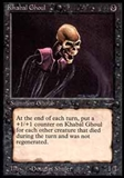 Magic the Gathering Arabian Nights Single Khabal Ghoul UNPLAYED (NM/MT)
