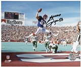 Andre Reed Autographed Buffalo Bills 8x10 Football Photo TD Celebration