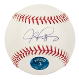 Alex Rodriguez Autographed New York Yankees Official MLB Baseball (MLB Hologram)