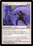 Magic the Gathering Promo Single Arrest - IDW