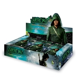 Arrow Season One Trading Cards 12-Box Case (Cryptozoic 2014) (Presell)
