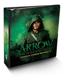Arrow Season Two Trading Cards Binder (Cryptozoic 2015) (Presell)
