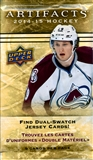 2014/15 Upper Deck Artifacts Hockey Retail Pack (Lot of 24)