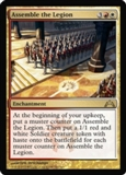 Magic the Gathering Gatecrash Single Assemble the Legion UNPLAYED (NM/MT)