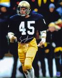 Sean Astin Autographed Rudy Jersey 8x10 Photo