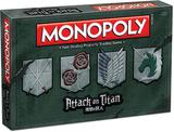 Monopoly: Attack on Titan (USAopoly)