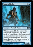 Magic the Gathering 2013 Edition Single Augur of Bolas Foil