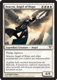 Magic the Gathering Avacyn Restored Single Avacyn, Angel of Hope Foil