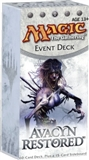 Magic the Gathering Avacyn Restored Event Deck - Death's Encroach