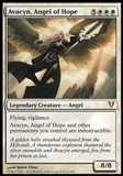 Magic the Gathering Avacyn Restored Single Avacyn, Angel of Hope FOIL - SLIGHT PLAY (SP)