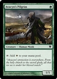 Magic the Gathering Innistrad Single Avacyn's Pilgrim Foil