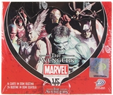 Vs System Marvel Avengers Booster Box - Italian