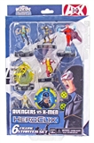 Marvel HeroClix: Avengers VS X-Men - X-Men Starter Set