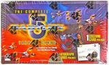 The Complete Babylon 5 Trading Cards Box (Rittenhouse 2002)
