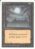 Magic the Gathering Unlimited Single Bad Moon UNPLAYED (NM/MT)