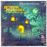 Betrayal at House on the Hill Board Game (Avalon Hill)
