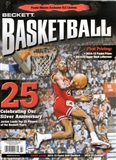 2015 Beckett Basketball Monthly Price Guide (#270 March) (25 Silver Lining)