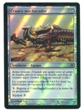 Magic the Gathering New Phyrexia Single Batterskull SPANISH FOIL - SLIGHT PLAY (SP)