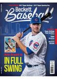2017 Beckett Baseball Monthly Price Guide (#135 June) (Kris Bryant)