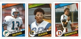 1984 Topps Football Near Complete Set (EX-MT)