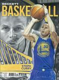 2015 Beckett Basketball Monthly Price Guide (#274 July) (Stephen Curry)