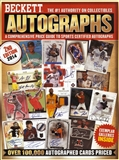 2014 Beckett Autographs Yearly Price Guide (2nd Edition)
