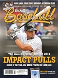 2015 Beckett Baseball Monthly Price Guide (#108 March) (Jose Abreu)