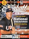 2015 Beckett Baseball Monthly Price Guide (#112 July) (National Treasures)