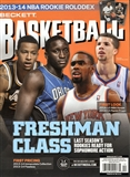 2014 Beckett Basketball Monthly Price Guide (#267 December) (Freshman Class)