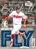 2017 Beckett Baseball Monthly Price Guide (#133 April) (Francisco Lindor)