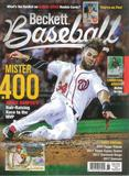 2017 Beckett Baseball Monthly Price Guide (#135 June) (Bryce Harper)