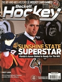 2014 Beckett Hockey Monthly Price Guide (#265 September) (Aaron Ekblad)