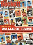 2014 Beckett Sports Card Monthly Price Guide (#354 September) (Walls of Fame)