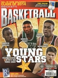 2014 Beckett Basketball Monthly Price Guide (#265 October) (Young Stars)