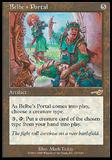 Magic the Gathering Nemesis Single Belbe's Portal UNPLAYED (NM/MT)