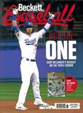 2017 Beckett Baseball Monthly Price Guide (#138 September) (Cody Bellinger)