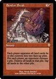 Magic the Gathering Invasion Single Bend or Break UNPLAYED (NM/MT)