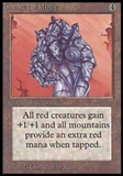 Magic the Gathering Beta Single Gauntlet of Might - NEAR MINT (NM)