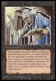 Magic the Gathering Beta Single Lich - NEAR MINT (NM)