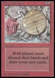 Magic the Gathering Beta Single Wheel of Fortune LIGHT PLAY (NM)