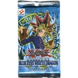Upper Deck Yu-Gi-Oh Blue Eyes White Dragon Unlimited Booster Pack - EUROPEAN VERSION